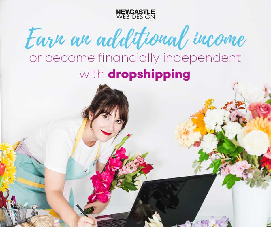 Earn additional income with a dropshipping side gig