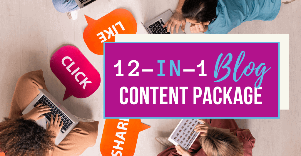 Latest Content – 12 pcs Content from 1 Blog